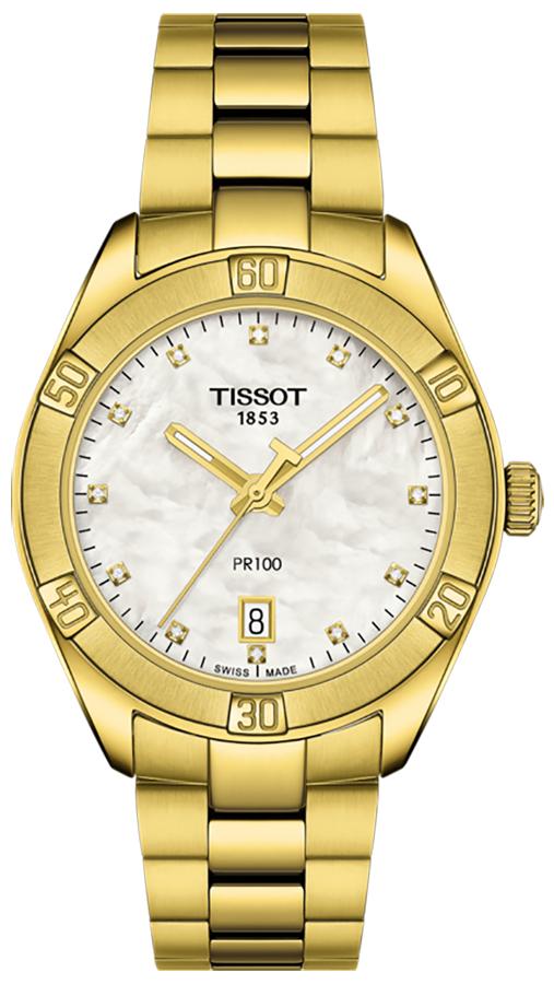 Tissot T101.910.33.116.01 - zegarek damski