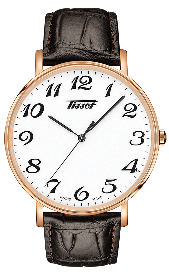 Tissot T109.610.36.012.01 - zegarek męski