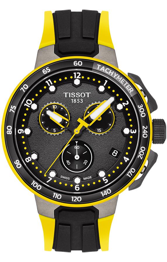 Tissot T111.417.37.057.00 - zegarek męski