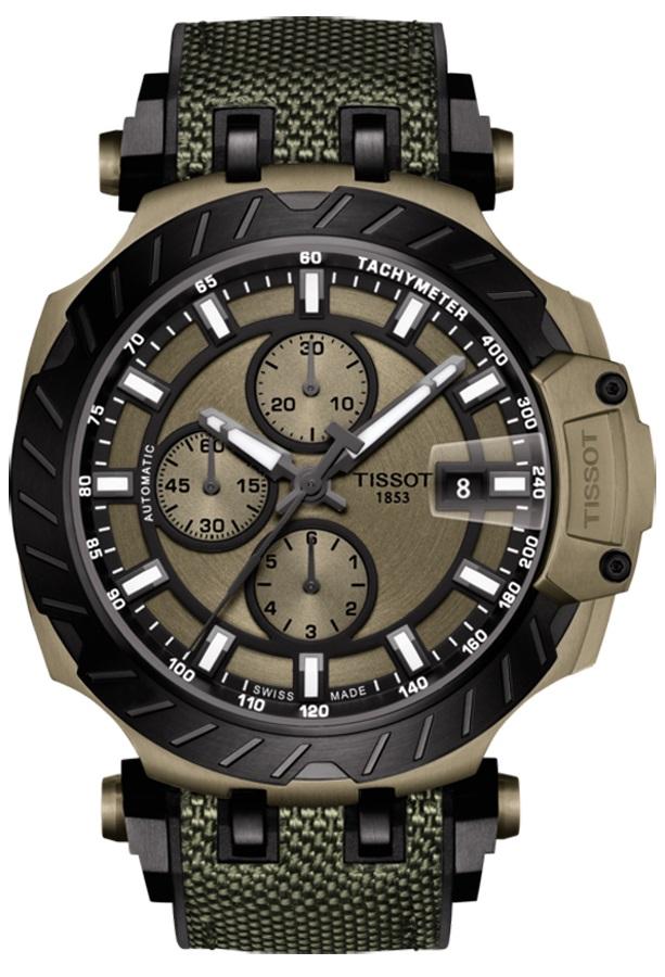 Tissot T115.427.37.091.00 - zegarek męski