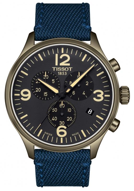 Tissot T116.617.37.057.01 - zegarek męski