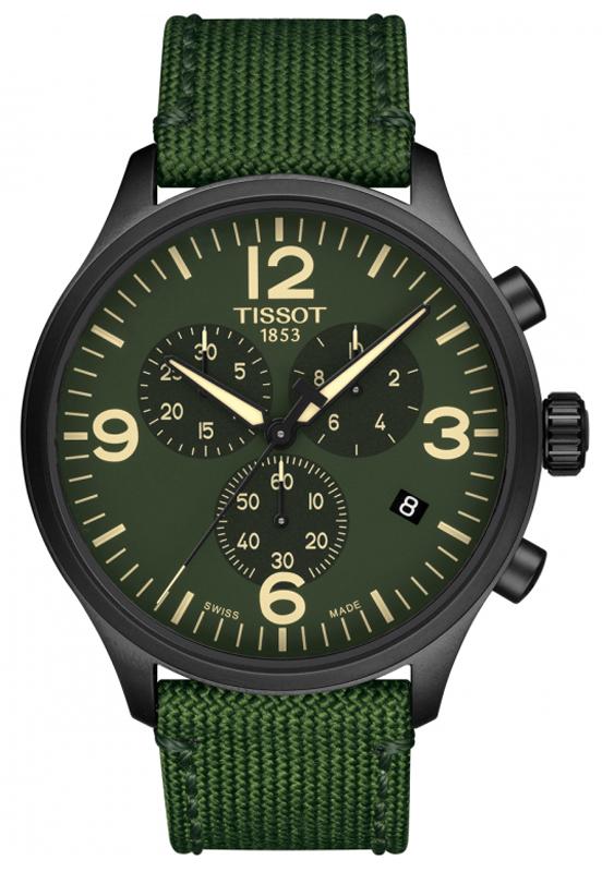 Tissot T116.617.37.097.00 - zegarek męski