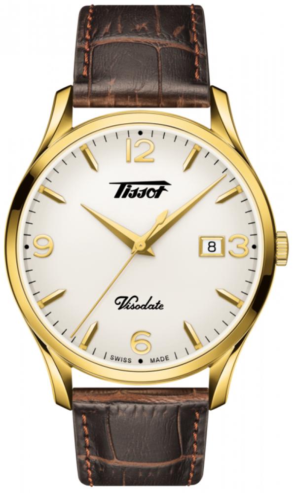 Tissot T118.410.36.277.00 - zegarek męski