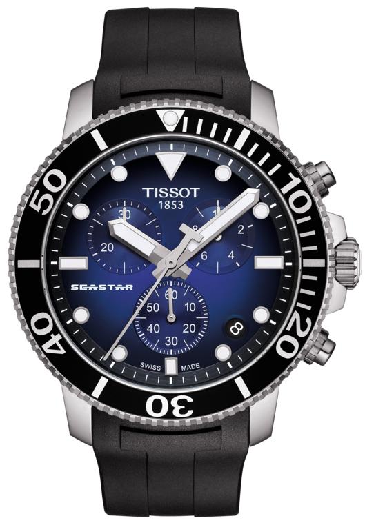 Tissot T120.417.17.041.00 - zegarek męski