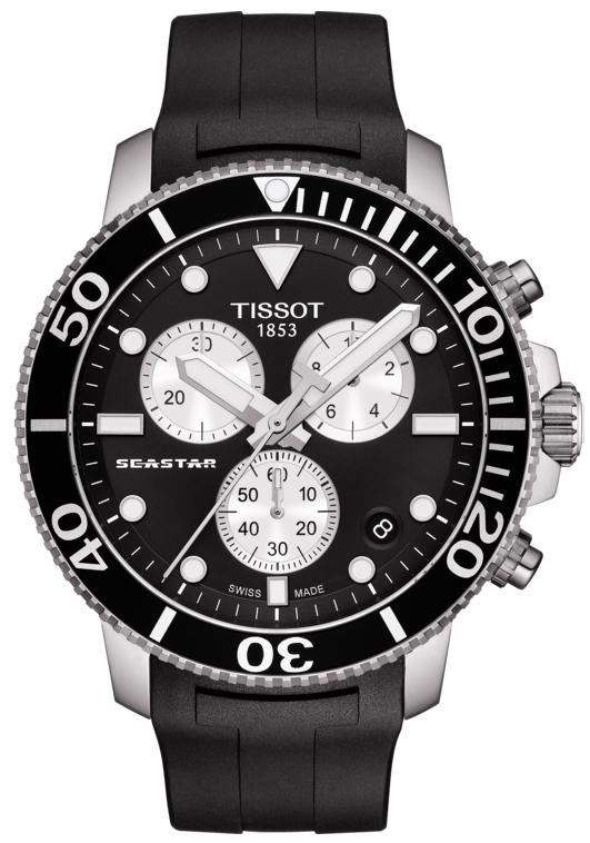 Tissot T120.417.17.051.00 - zegarek męski