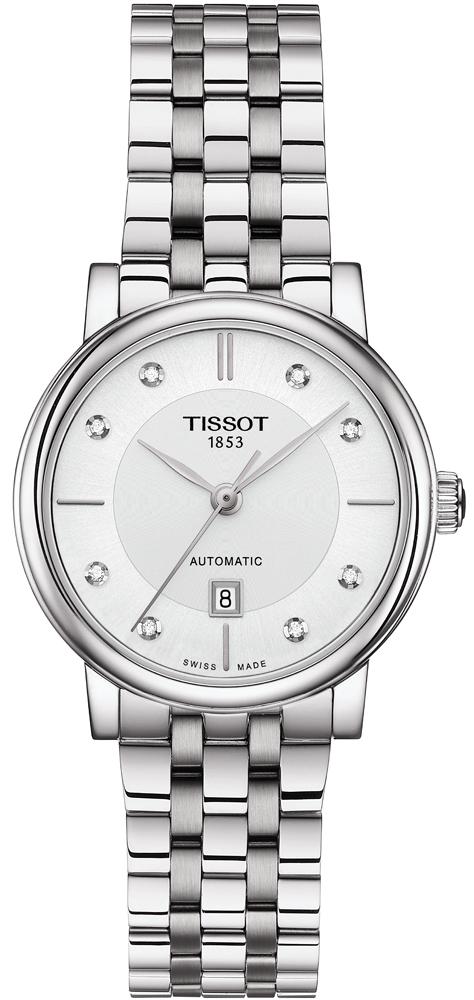 Tissot T122.207.11.036.00 - zegarek damski