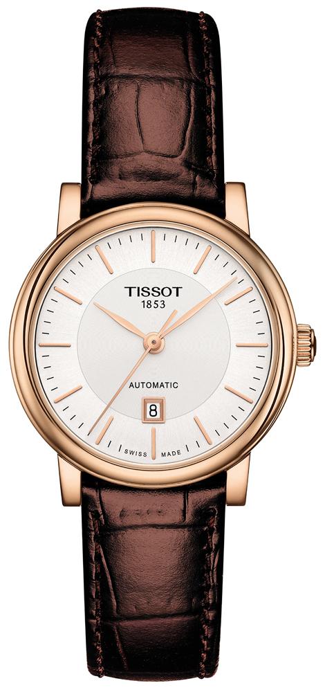 Tissot T122.207.36.031.00 - zegarek damski