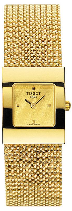 Tissot T73.3.326.21 - zegarek damski