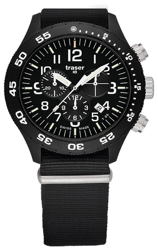 Traser TS-102355 - zegarek męski
