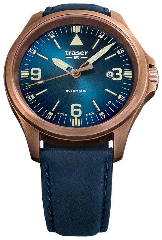 Traser TS-108074 - zegarek męski