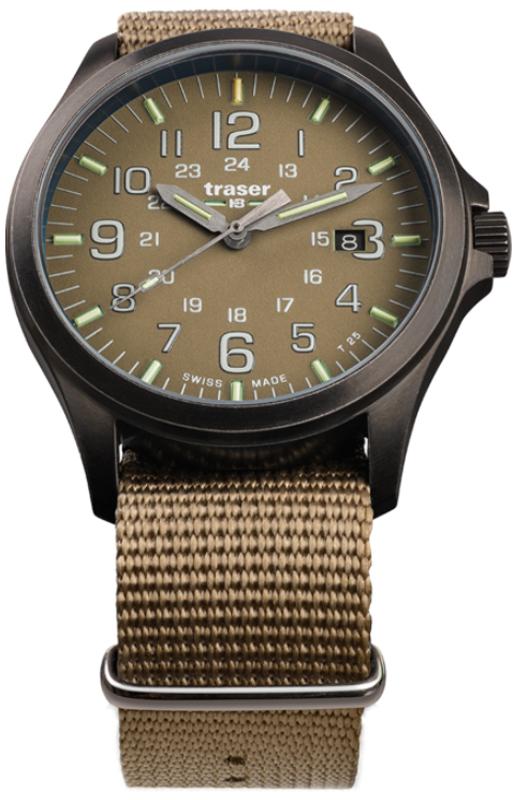 Traser TS-108631 - zegarek męski