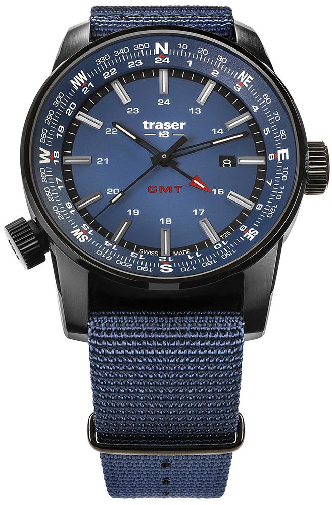 Traser TS-109034 - zegarek męski