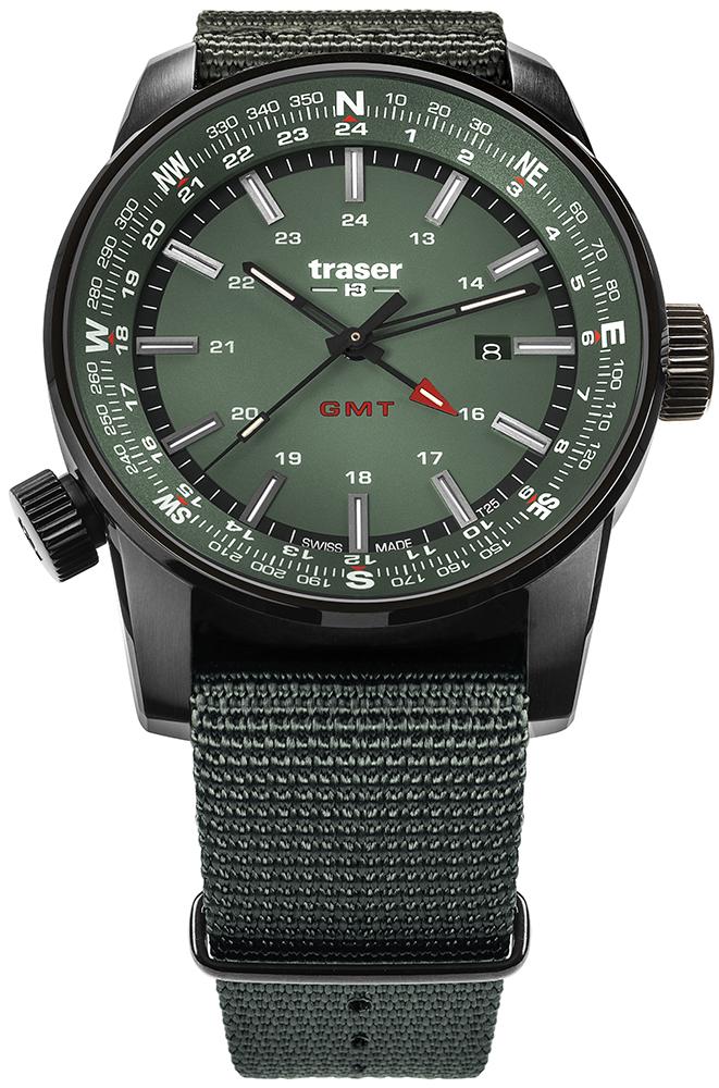 Traser TS-109035 - zegarek męski
