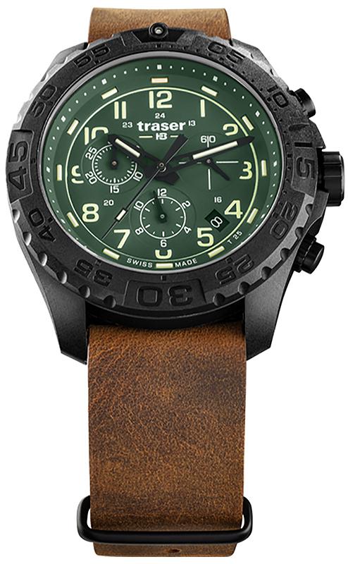 Traser TS-109047 - zegarek męski