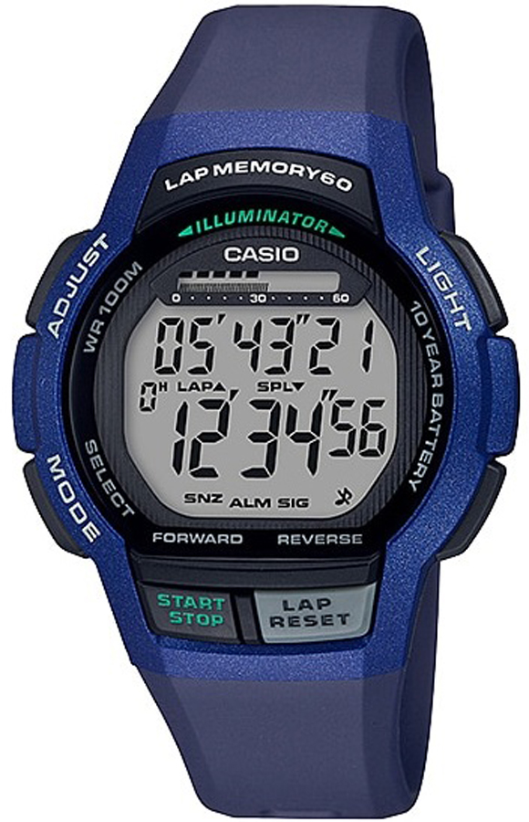 Casio WS-1000H-2AVEF - zegarek męski