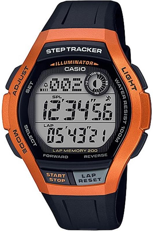 Casio WS-2000H-4AVEF - zegarek męski