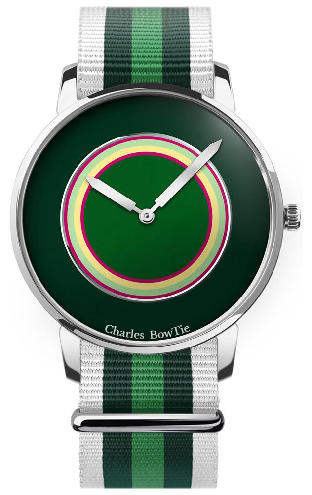 Charles BowTie ABLSA.N.B - zegarek unisex