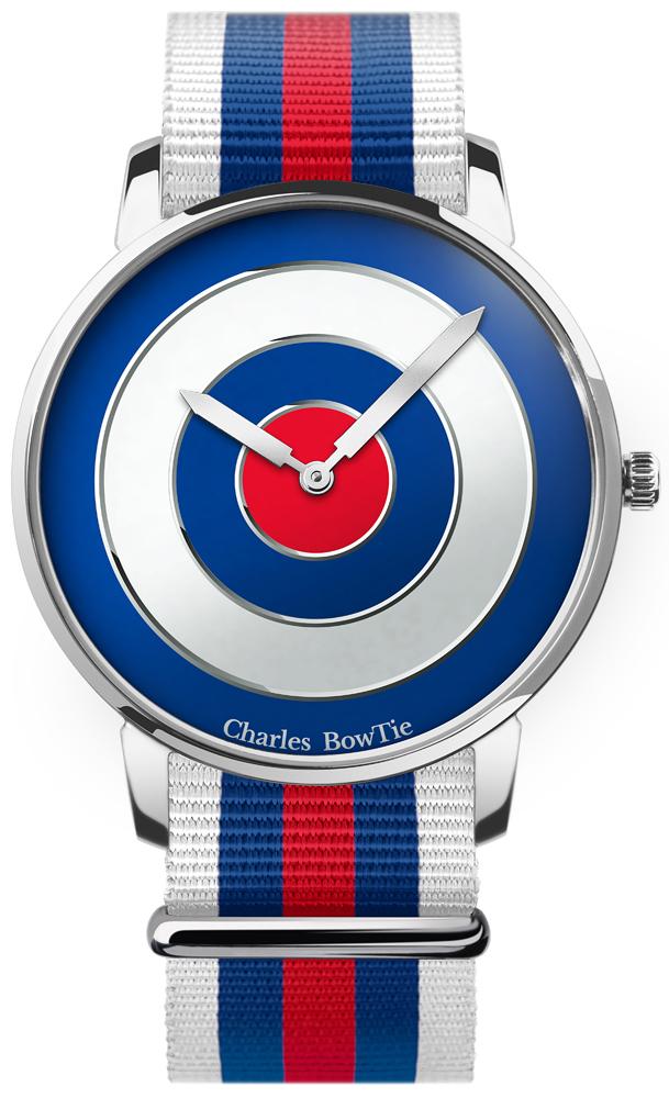 Charles BowTie DOLSA.N.B - zegarek unisex