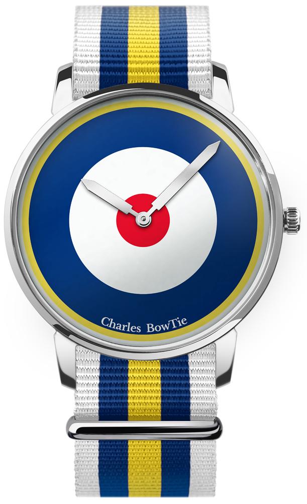 Charles BowTie HALSA.N.B - zegarek unisex