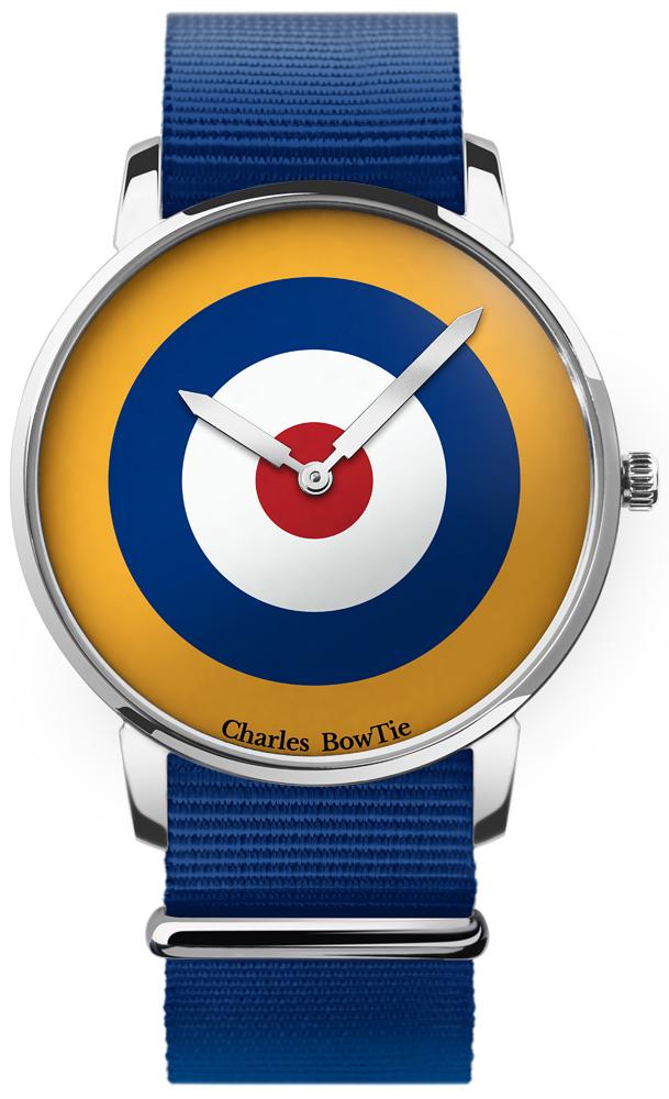 Charles BowTie LULSA.N.B - zegarek unisex