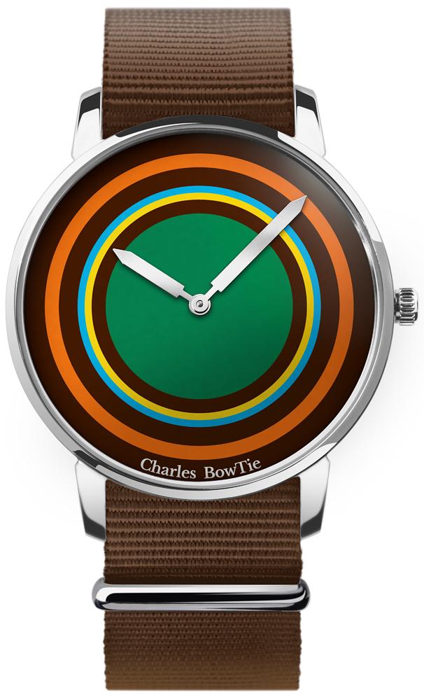 Charles BowTie RILSA.N.B - zegarek unisex