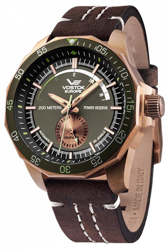 Vostok Europe NE57-225O565 - zegarek męski
