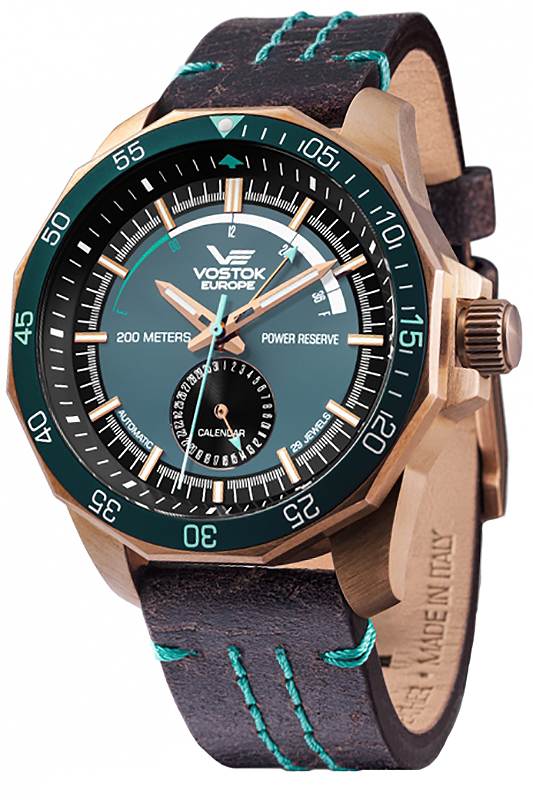 Vostok Europe NE57-225O566 - zegarek męski