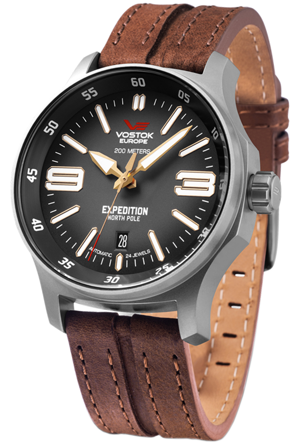 Vostok Europe NH35A-592A555 - zegarek męski