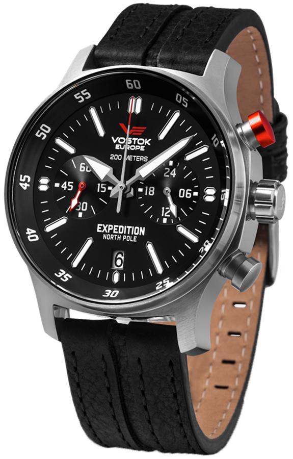 Vostok Europe VK64-592A559 - zegarek męski
