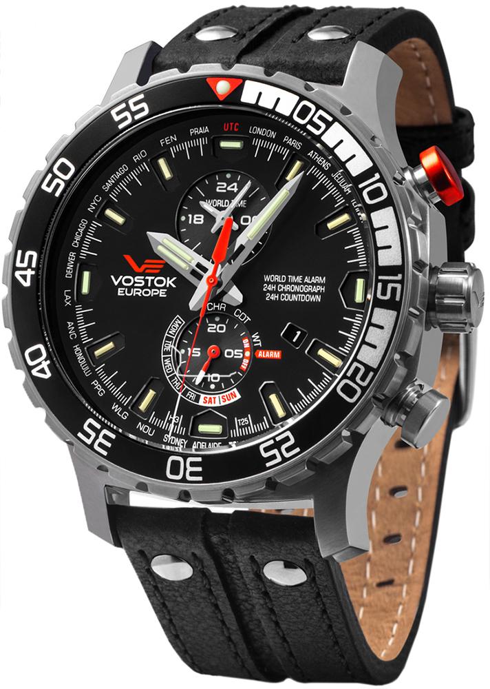 Vostok Europe YM8J-597A549 - zegarek męski