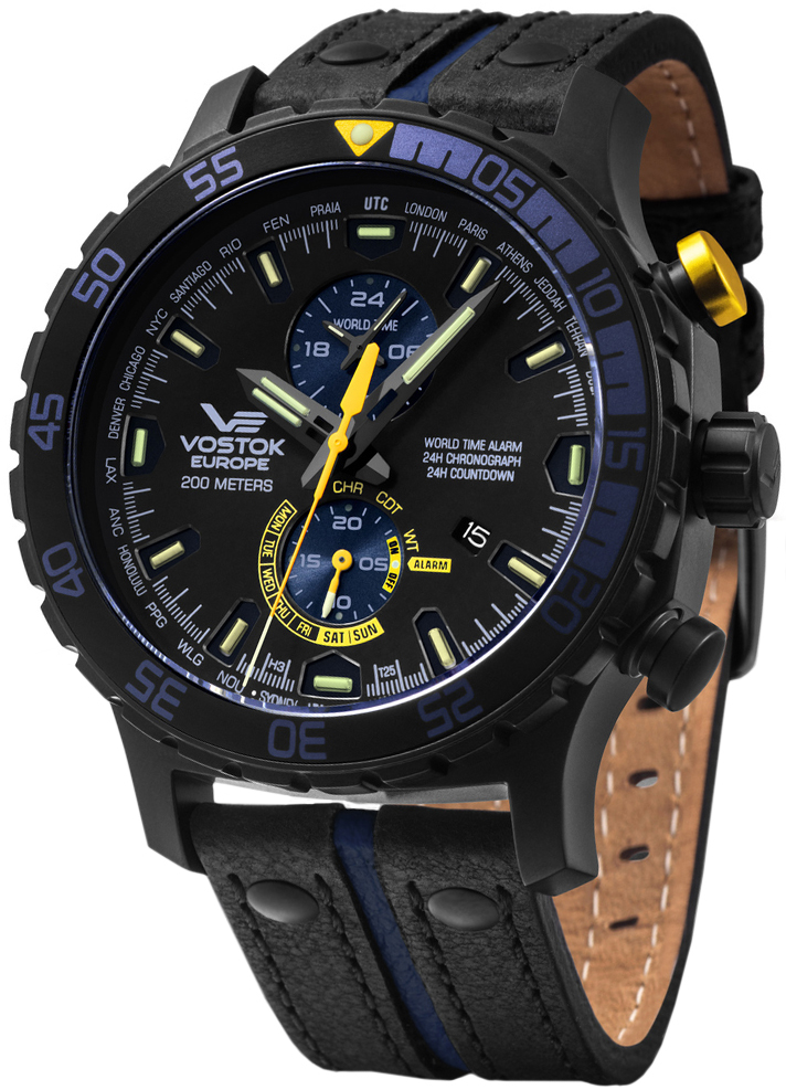 Vostok Europe YM8J-597C547 - zegarek męski
