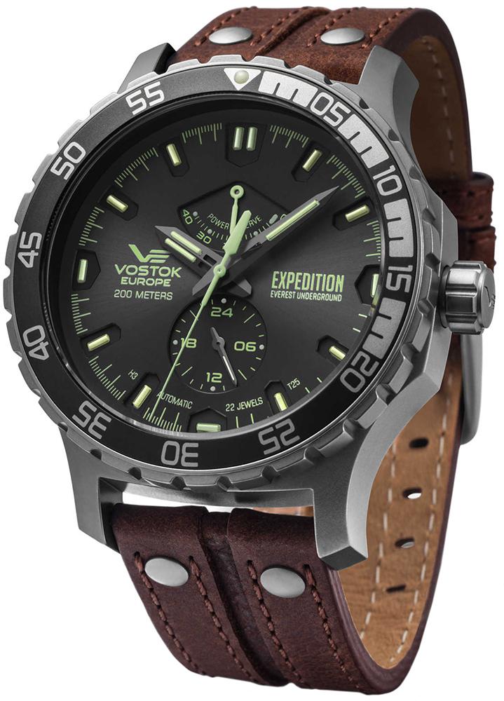 Vostok Europe YN84-597A543 - zegarek męski