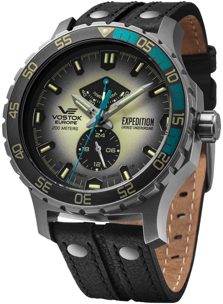Vostok Europe YN84-597A544 - zegarek męski