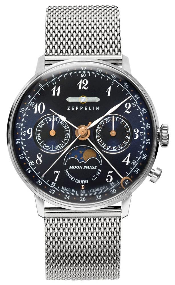 Zeppelin 7037M-3 - zegarek damski
