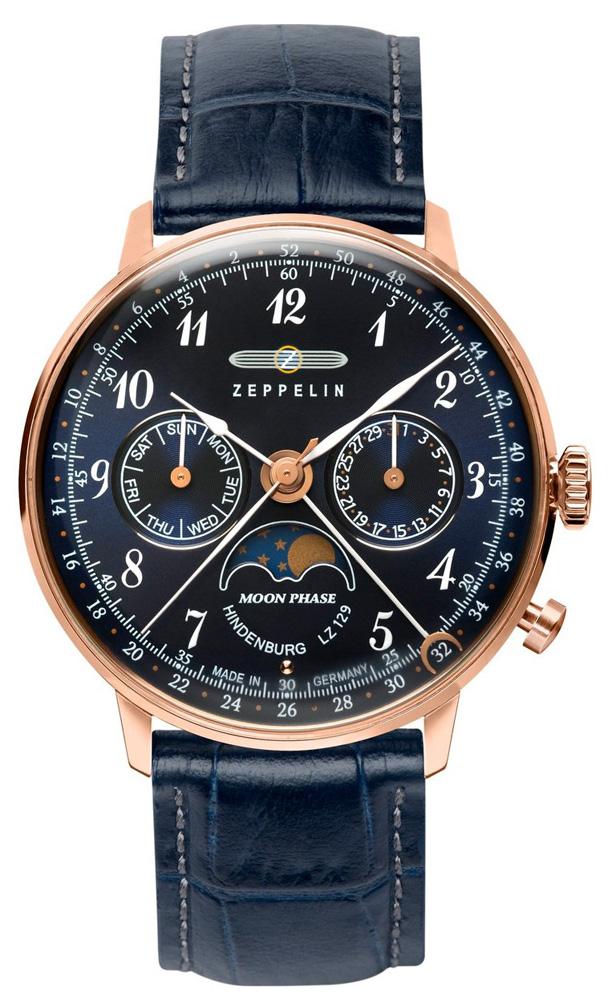 Zeppelin 7039-3 - zegarek damski