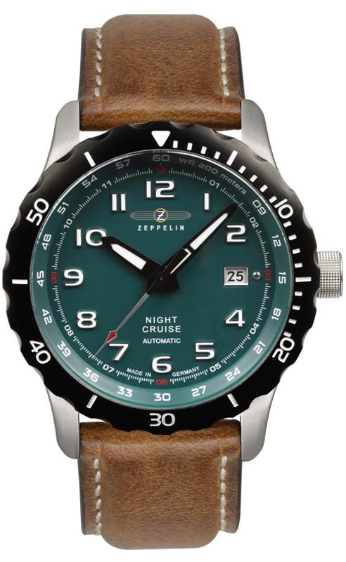 Zeppelin 7264-3 - zegarek męski