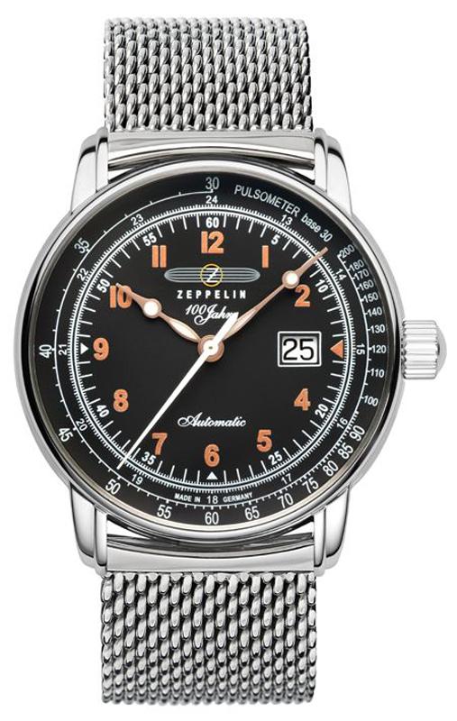 Zeppelin 7654M-5 - zegarek męski