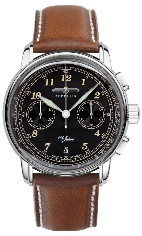 Zeppelin 7674-3 - zegarek męski