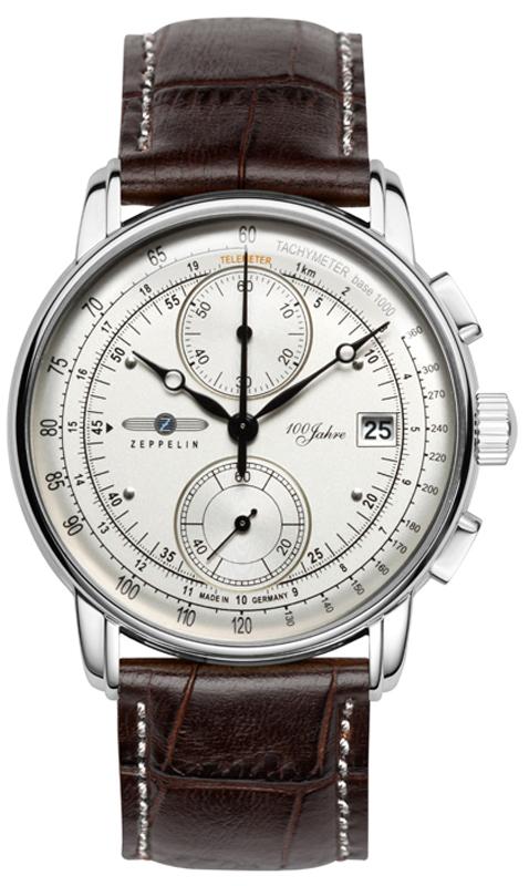 Zeppelin 8670-1 - zegarek męski
