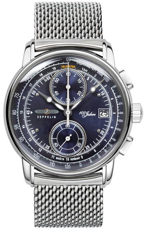 Zeppelin 8670M-3 - zegarek męski