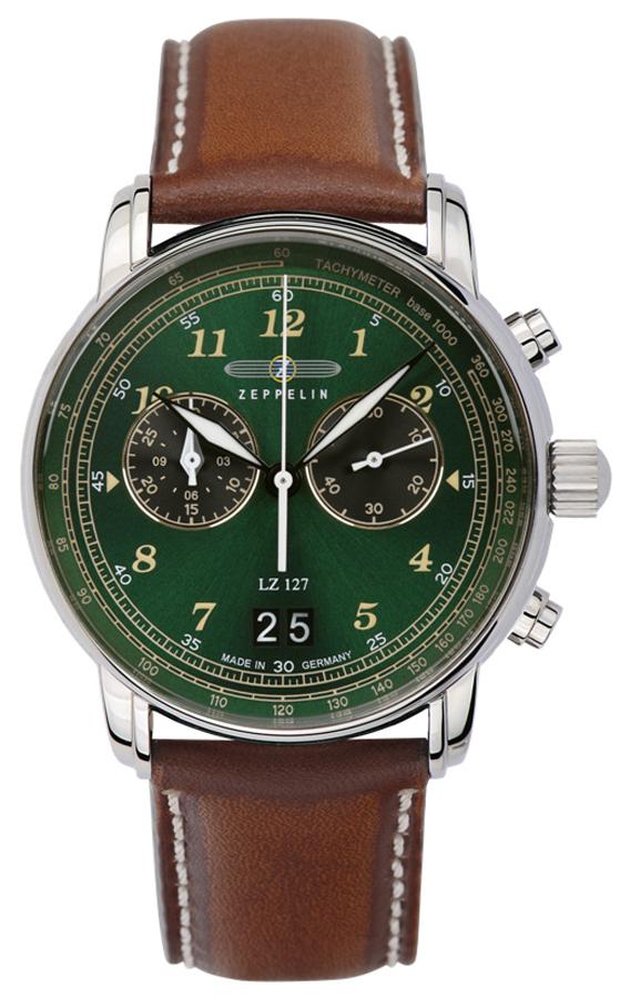 Zeppelin 8684-4 - zegarek męski
