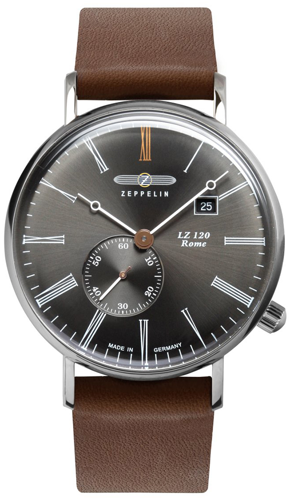 Zeppelin 7134-2 - zegarek męski
