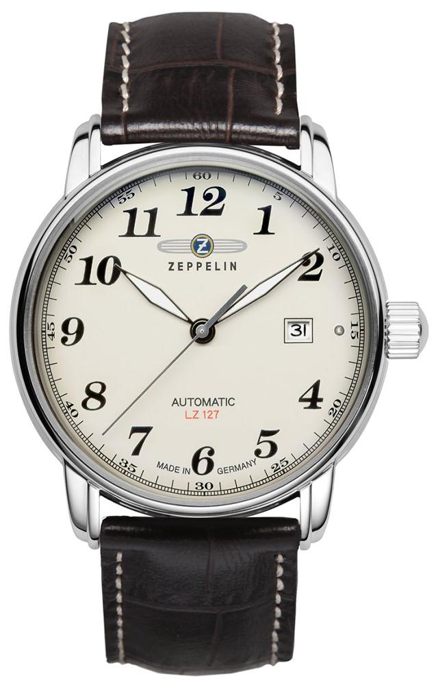 Zeppelin 7656-5 - zegarek męski