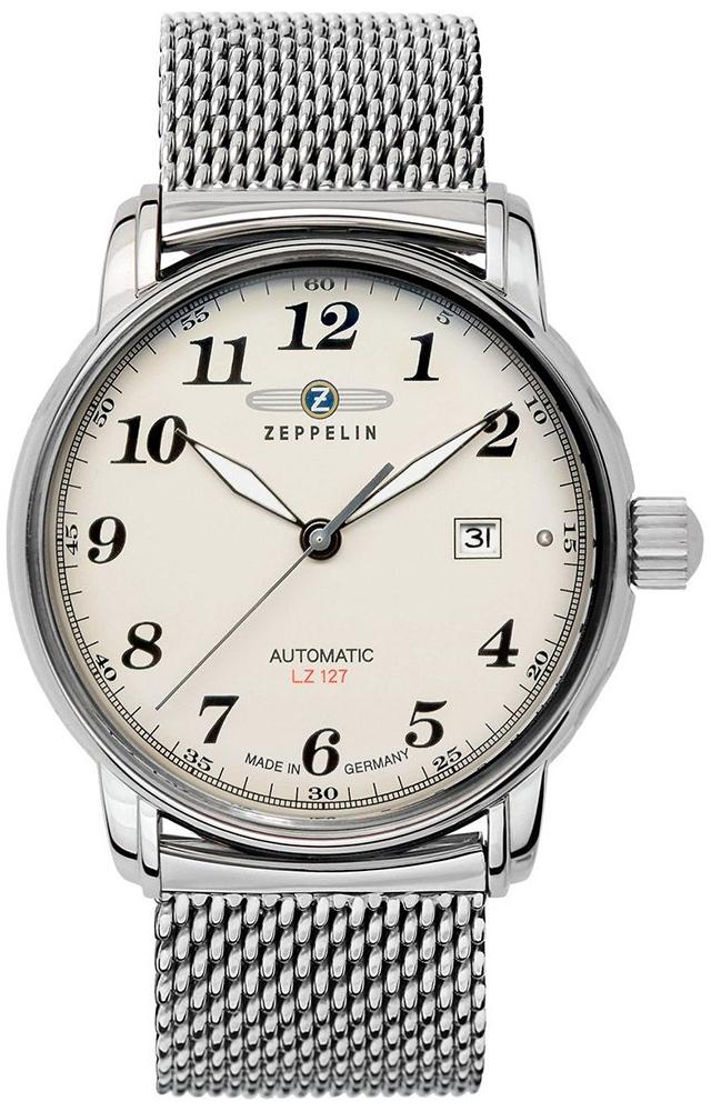 Zeppelin 7656M-5 - zegarek męski