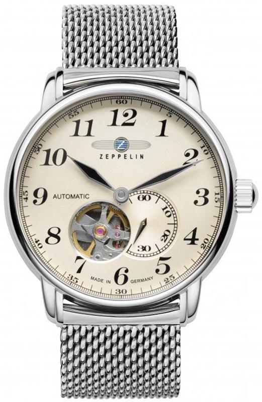 Zeppelin 7666M-5 - zegarek męski