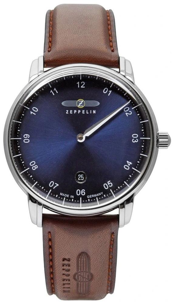 Zeppelin 8642-3 - zegarek męski