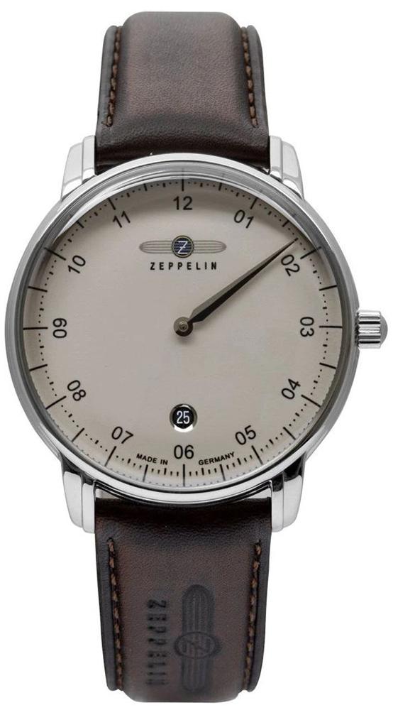 Zeppelin 8642-5 - zegarek męski