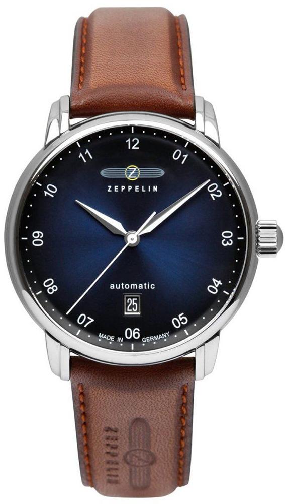 Zeppelin 8652-3 - zegarek męski