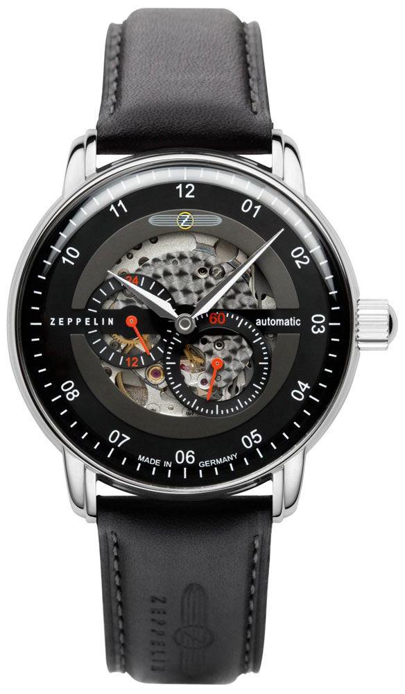 Zeppelin 8664-2 - zegarek męski