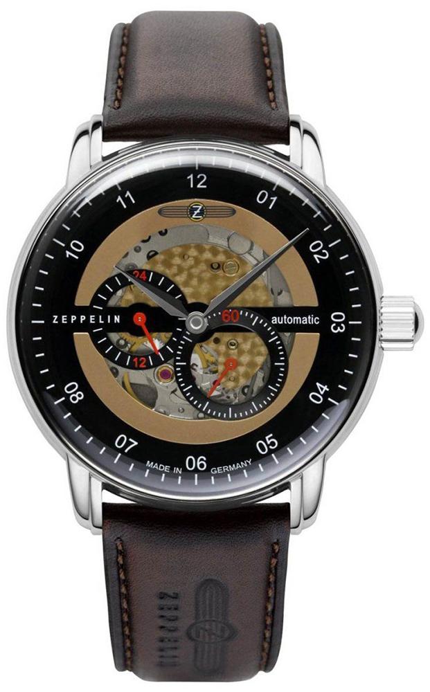 Zeppelin 8664-5 - zegarek męski